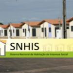 Estudo da CNM confirma que mais de 2 mil Municípios estão com pendências no SNHIS