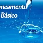 Municípios têm até 10 de março para preencher formulários sobre Saneamento