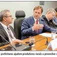 Fonte: Senado Federal/Jornal do Senado – Brasília, segunda-feira, 23 de março de 2015. Cadastro rural auxiliará na fiscalização ambiental. Cadastro Ambiental Rural terá informações sobre propriedades e imóveis rurais para […]