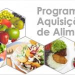 Novas regras do Programa de Aquisição de Alimentos: aumenta limite a ser pago pelas prefeituras