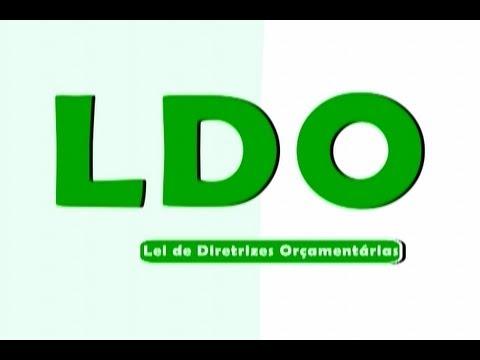 11ª sessão, LDO 2018 é aprovada.