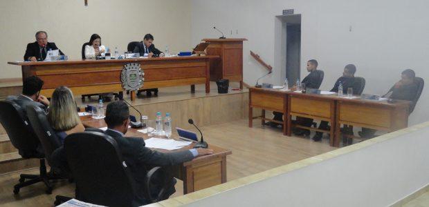 Foi realizada no dia 07 de fevereiro a primeira sessão ordinária de 2018 sob a Presidência da Sra. Maria José Vieira dos Santos e com a presença de todos os […]