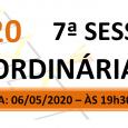 PAUTA DA 7ª SESSÃO ORDINÁRIA DE 2020. Em atenção ao que dispõe o artigo 182 e parágrafo único do Regimento Interno, torna-se pública a Pauta da 7ª Sessão Ordinária do […]