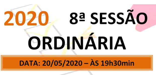PAUTA DA 8ª SESSÃO ORDINÁRIA DE 2020 Em atenção ao que dispõe o artigo 182 e parágrafo único do Regimento Interno, torna-se pública a Pauta da 8ª Sessão Ordinária do […]