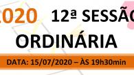 PAUTA DA 12ª SESSÃO ORDINÁRIA DE 2020. Em atenção ao que dispõe o artigo 182 e parágrafo único do Regimento Interno, torna-se pública a Pauta da 12ª Sessão Ordinária do […]